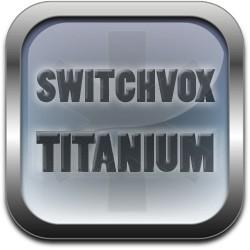 Licence +1 utilisateurniveau support TITANIUM pour Switchvox de Digium par Sangoma