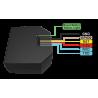 Shelly2.5 double relais Wi-Fi pour volet roulant domotique pins connecteurs entrées sorties I/O