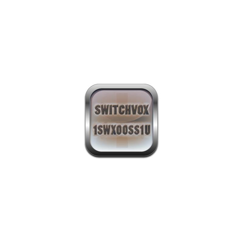 Licence +1 utilisateur pour Switchvox expiré ou legacy ancien