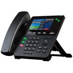 IP Phone SIP D62 1TELD062LF Gigabit Digium Sangoma pour Asterisk Open Source et Switchvox