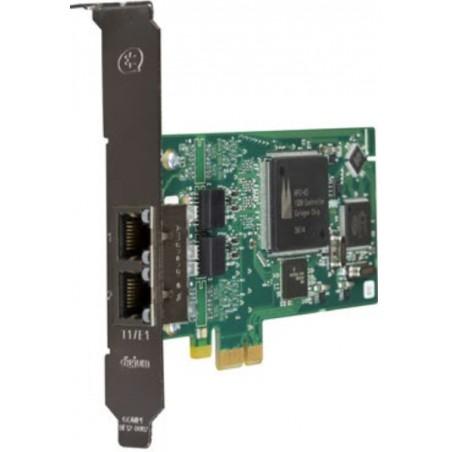 1B233LF carte PCIe 2xT0/S0 BRI Euro ISDN Numeris Digium par Sangoma