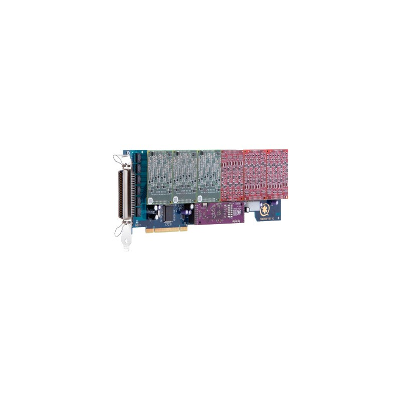 1AEX2400LF AEX2400 carte PCIe modulaire Digium Sangoma pour Asterisk Switchvox