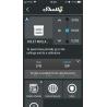 Shelly Cloud, depuis un iPhone rideau roulant, paramétrage