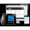 Il faudra acheter et installer l'image ISO de Switchvox téléchargement et clef REG KEY pour un site/serveur