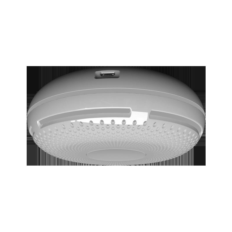 Shelly Smoke WiFi sensor détecteur de fumée et température pour Domotique Home-Automation MQTT