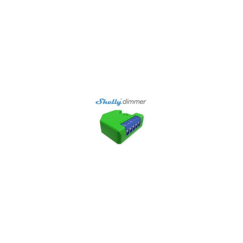 Shelly Dimmer/SL WiFi variateur pour Domotique Home-Automation MQTT