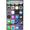 Alerte application iOS Shelly Flood WiFi sensor température et inondation pour Domotique Home-Automation MQTT