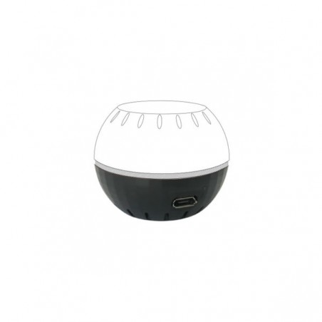 USB PSU alimentation pour Shelly H&T WiFi sensor température et humidité hygrométrie pour Domotique Home-Automation