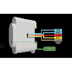 Shelly 3EM amperemetre triphase domotique smart home automation maison connectee