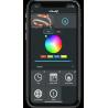 Shelly RGBW2 application sur iPhone (non fourni)