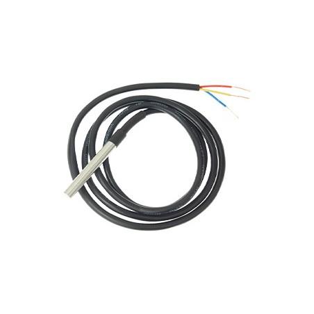 temperature sensor sonde pour Temperature AddOn pour Shelly-1 ou Shelly-1PM Domotique Home-Automation