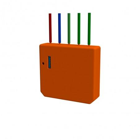 Shelly-i3 triple switches interrupteurs wifi home automation domotique mqtt rest api