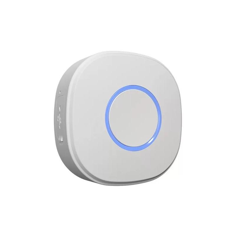 Shelly Button 1 switch bouton multiclicks interrupteur wifi sur batterie rechargeable home automation domotique mqtt rest api