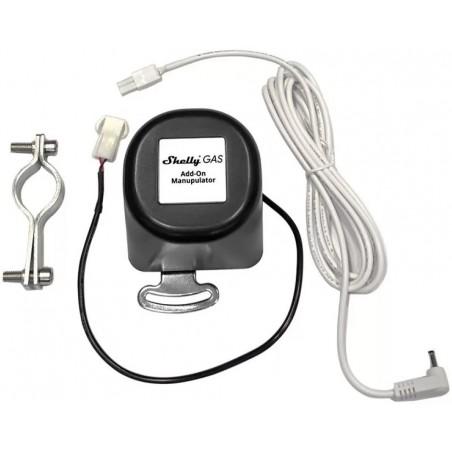 Shelly gas addon manipulator gaz robinet clef