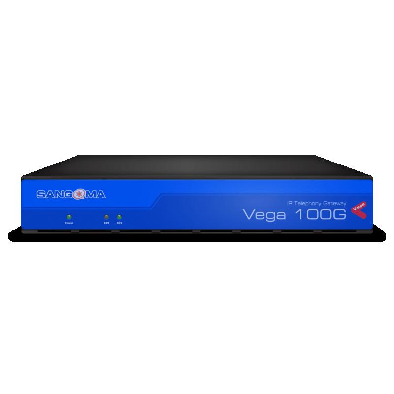 passerelle gateway Sangoma VEGA 100 G 2 PRI SIP Numeris EUROISDN ETSI VoIP ToIP