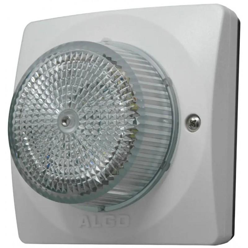 Algo 8138ABGR SIP strobe flash lumineux rouge vert bleu ambre orange LED