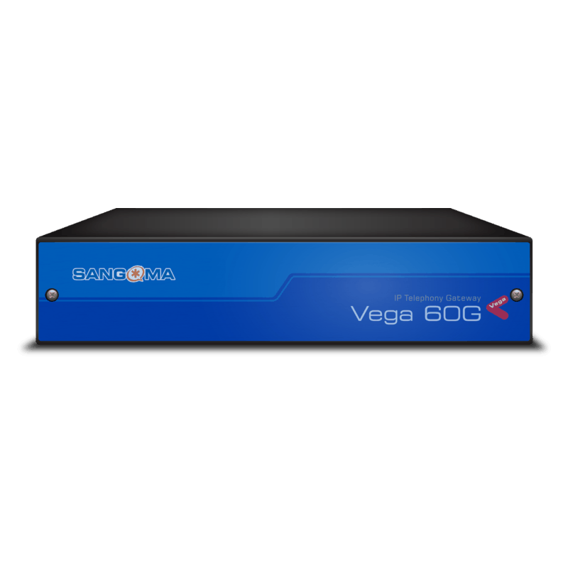 passerelle gateway Sangoma VEGA 60 G 04BRI SIP Numeris EUROISDN ETSI VoIP ToIP