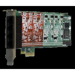 1A4B00F A4B carte PCIe modulaire Digium Sangoma pour Asterisk Switchvox