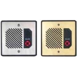 2 plaques de rue fournies, acier inox et dorée